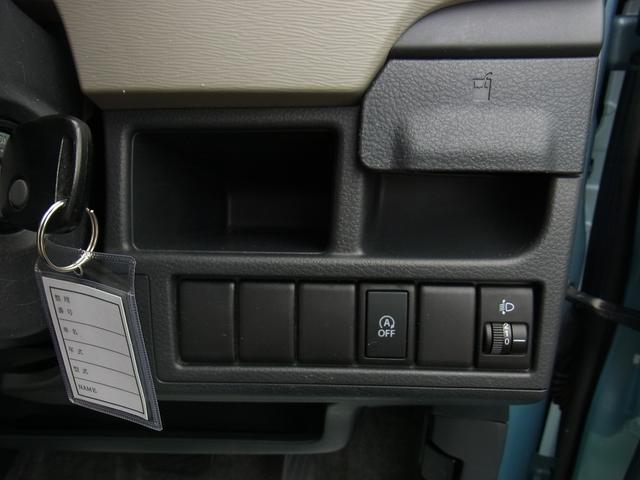 スズキ ワゴンR FX アイドリングストップ ベンチシート インパネシフト