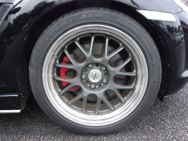 社外マフラー 車高調 社外アルミホイール アートエアコン 電動格納ミラー 整備付き 保証付き(24枚目)