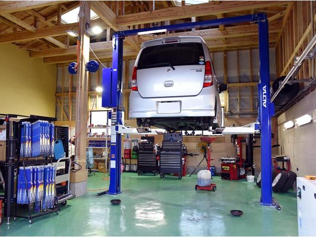 社外マフラー 車高調 社外アルミホイール アートエアコン 電動格納ミラー 整備付き 保証付き(29枚目)