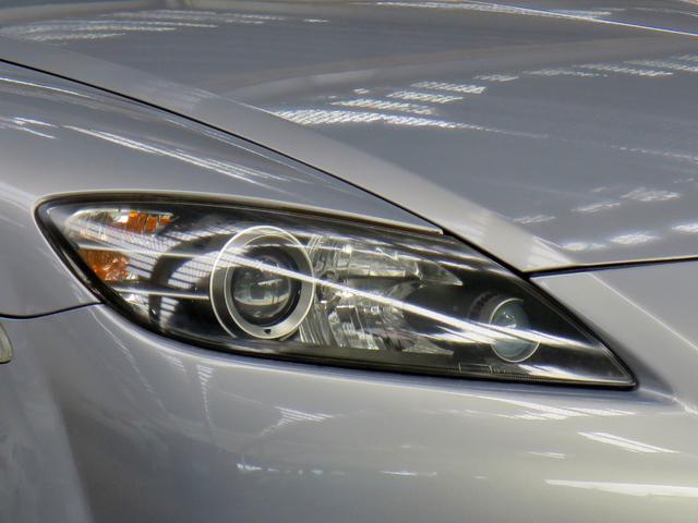 HIDライト搭載車両!!従来のハロゲンランプよりも明るいので、夜間の走行でも安心ですよ!