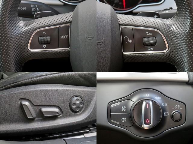 運転席はパワーシートになっているので自分に合ったドライビングポジションが細かく設定できます。