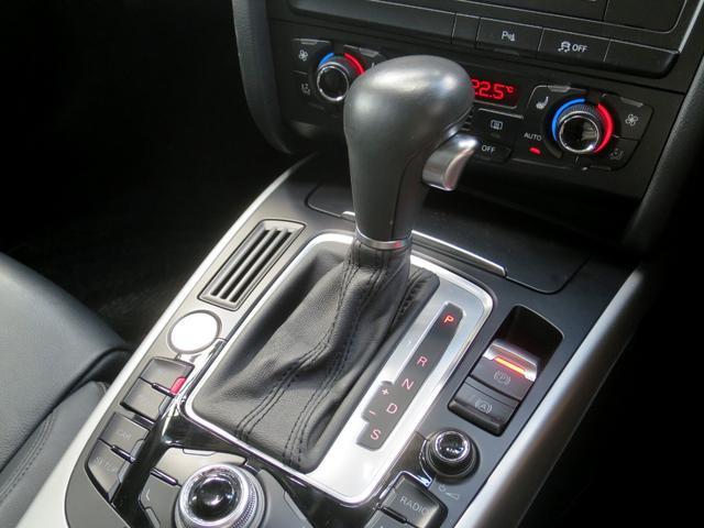 MT付きATですのでマニュアル感覚で運転を楽しむことができます。