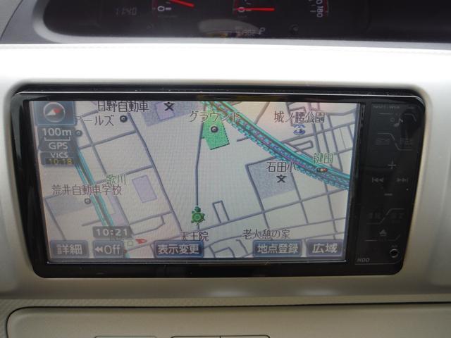 トヨタ ポルテ 150r Gパッケージ HDDナビBカメラ ETC キーレス