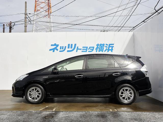 「トヨタ」「プリウスα」「ミニバン・ワンボックス」「神奈川県」の中古車4