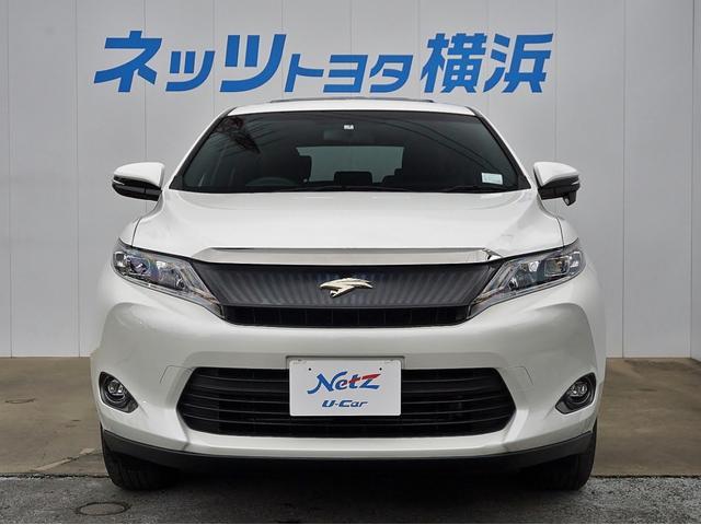 「トヨタ」「ハリアーハイブリッド」「SUV・クロカン」「神奈川県」の中古車2