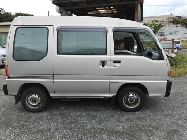 「スバル」「サンバーバン」「軽自動車」「神奈川県」の中古車4