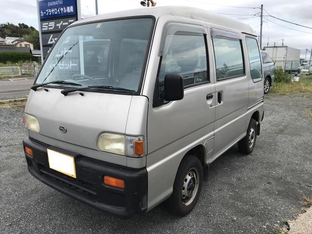 「スバル」「サンバーバン」「軽自動車」「神奈川県」の中古車7
