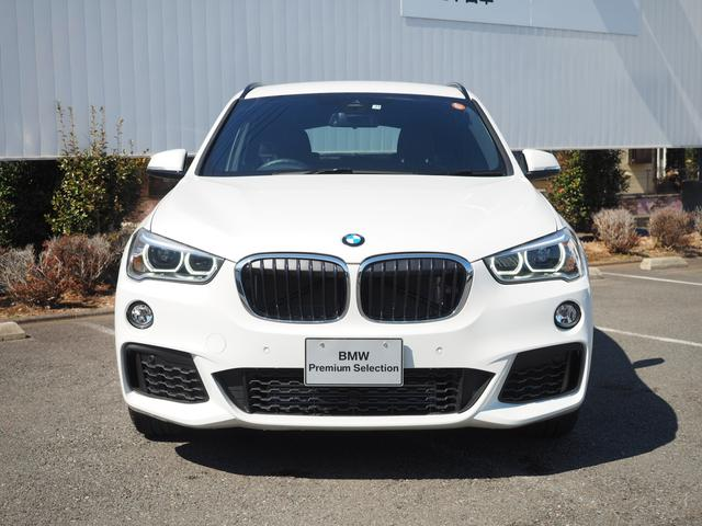 BMW BMW X1 sDrive 18i Mスポーツ シートヒーターBカメLED