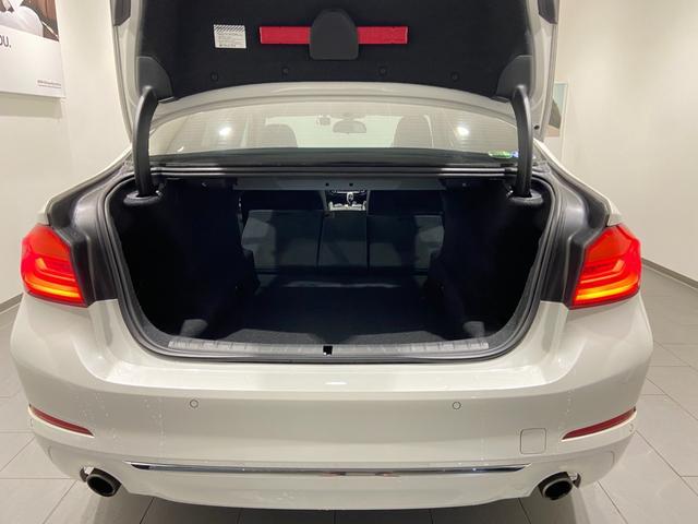 523iラグジュアリー 弊社下取車 1オーナー 禁煙 ブラックレザーシート トップビューカメラ 全方位センサー オートトランク 18インチAW 全席シートヒーター 衝突軽減ブレーキ Bluetooth/USB 前車追従機能(16枚目)