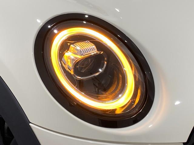クーパーSD 車検整備付 弊社下取車 バックカメラ 前後センサー 禁煙車 前車追従機能 17インチAW ブラックホイール 衝突軽減ブレーキ Bluetooth/USB LEDヘッドライト ブラックライトリング(12枚目)