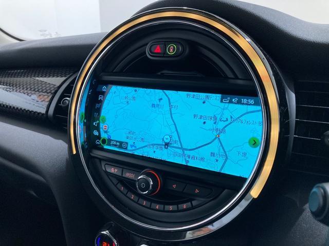 クーパーSD 車検整備付 弊社下取車 バックカメラ 前後センサー 禁煙車 前車追従機能 17インチAW ブラックホイール 衝突軽減ブレーキ Bluetooth/USB LEDヘッドライト ブラックライトリング(23枚目)