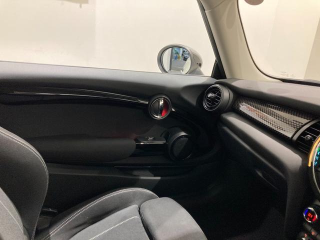 クーパーSD 車検整備付 弊社下取車 バックカメラ 前後センサー 禁煙車 前車追従機能 17インチAW ブラックホイール 衝突軽減ブレーキ Bluetooth/USB LEDヘッドライト ブラックライトリング(37枚目)