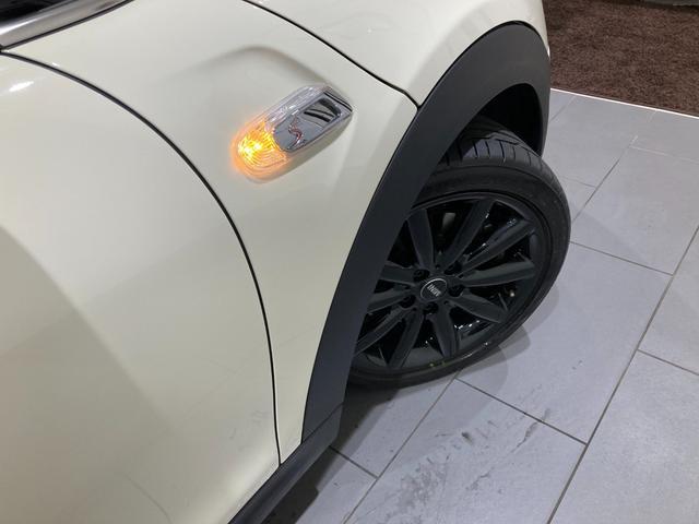 クーパーSD 車検整備付 弊社下取車 バックカメラ 前後センサー 禁煙車 前車追従機能 17インチAW ブラックホイール 衝突軽減ブレーキ Bluetooth/USB LEDヘッドライト ブラックライトリング(40枚目)