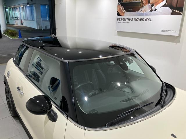 クーパーSD 車検整備付 弊社下取車 バックカメラ 前後センサー 禁煙車 前車追従機能 17インチAW ブラックホイール 衝突軽減ブレーキ Bluetooth/USB LEDヘッドライト ブラックライトリング(50枚目)