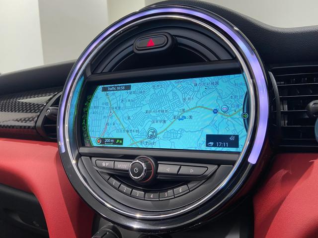 クーパーS コンバーチブル ハーフレザーシート 禁煙車 ブラックジャックルーフ LEDヘッドライト シートヒーター バックカメラ 後方センサー コンフォートアクセス アンビエントライト クルーズコントロール Blutooth(23枚目)