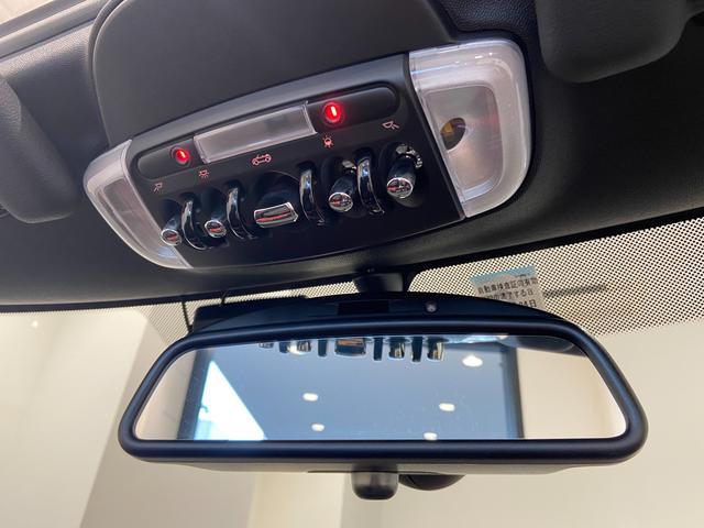 クーパーS コンバーチブル ハーフレザーシート 禁煙車 ブラックジャックルーフ LEDヘッドライト シートヒーター バックカメラ 後方センサー コンフォートアクセス アンビエントライト クルーズコントロール Blutooth(32枚目)