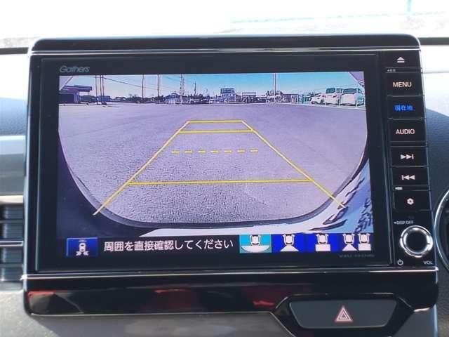 L・ターボホンダセンシング 2年保証 デモカー 前後ドライブレコーダー 純正メモリーナビ バックカメラ ETC 障害物センサー シートヒーター LEDヘッドライト MTモード付 ターボ オートリトミラー 運転支援 オートライト(8枚目)