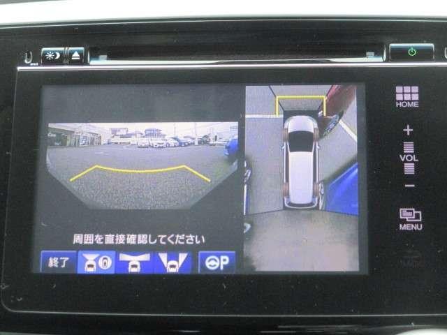 ハイブリッドアブソルート・ホンダセンシングEXパック 保証付 運転支援 パーキングアシスト 後席モニター 認定中古車 ホンダセンシング装備 全周囲カメラ 前後ドライブレコーダー 純正メモリーナビ バックカメラ ETC ブラインドスポットインフォメーション(9枚目)