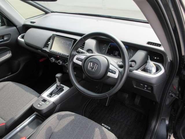 e:HEVホーム 2年保証 デモカー 運転支援 ドライブレコーダー ホンダセンシング 純正メモリーナビ バックカメラ ETC フルセグTV オートリトミラー オートハイビーム LEDヘッドライト 認定中古車(2枚目)