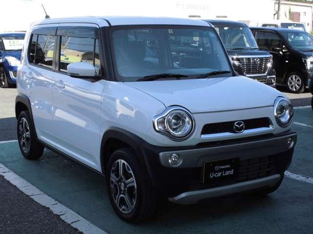 「マツダ」「フレアクロスオーバー」「コンパクトカー」「千葉県」の中古車2