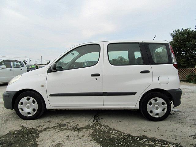 トヨタ ファンカーゴ J コラムAT タイミングチェーンEG