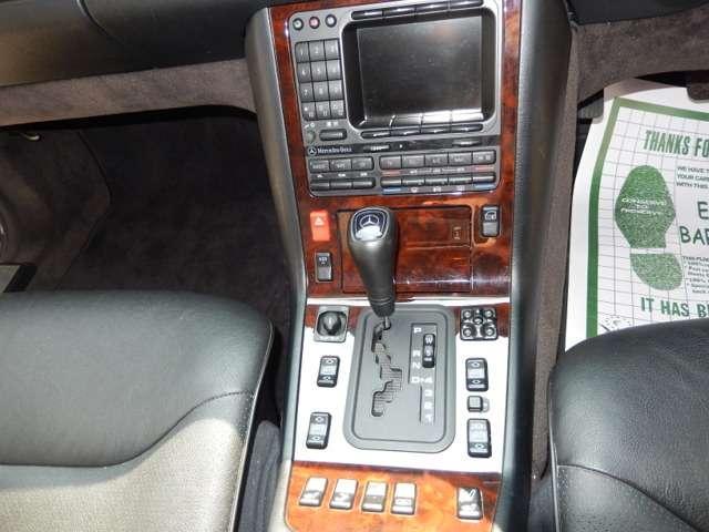 メルセデス・ベンツ M・ベンツ S500L 本革 サンルーフ マルチ
