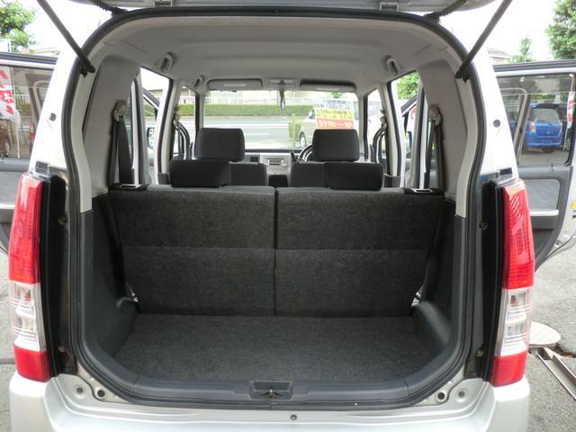 スズキ ワゴンR FT-Sリミテッド ターボ ABS プライバシーガラス