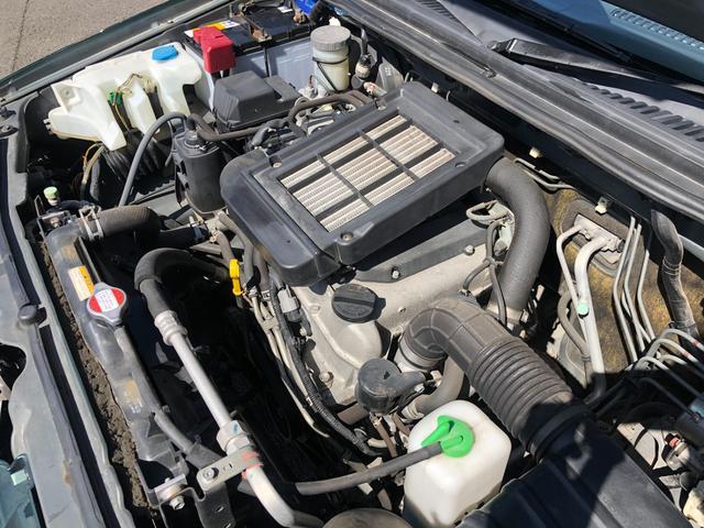 ランドベンチャー 走行距離42000キロ台 4WDターボ ルーフレール シートヒーター付 キーレス付(32枚目)