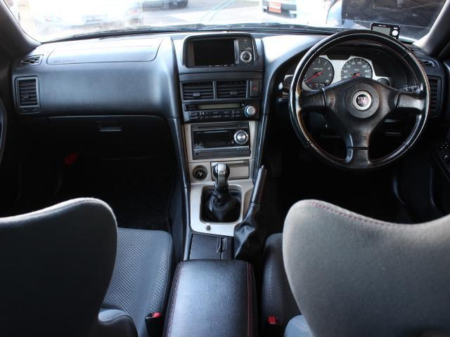 GT-R Vスペック 19AW ニスモエアロ ブリッツ車高調(3枚目)