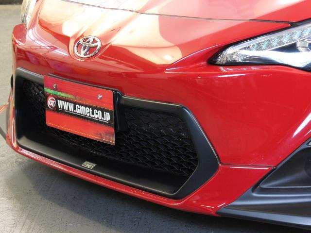 トヨタ 86 GT 1オーナー TRDエアロ ケンウッドメモリーナビ