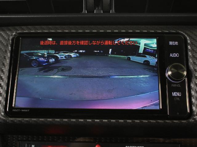 トヨタ 86 GT 後期 LEDライト SDナビ フルセグ Bカメラ