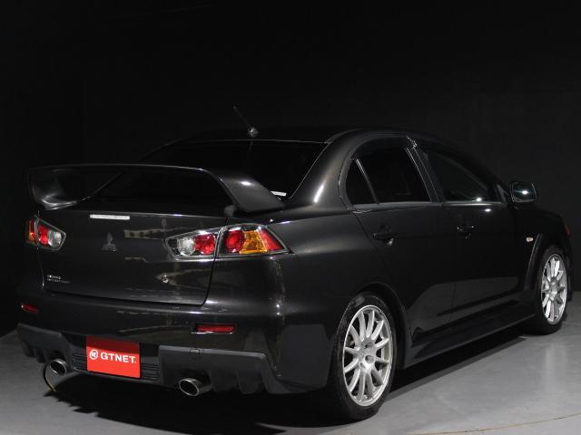 GSRエボリューションX 後期 純18AW ブレンボ レカロ(2枚目)