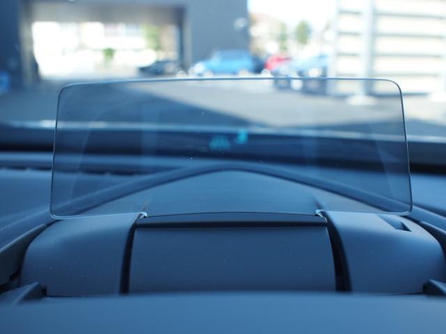 アクティブドライビングディスプレイで視線をそらさず