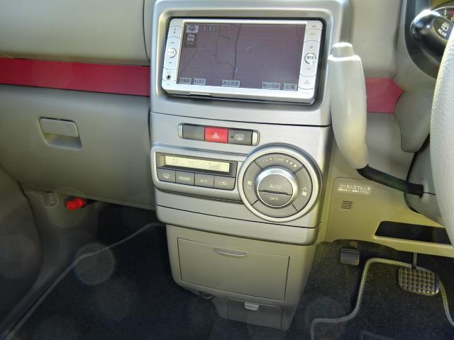 ダイハツ ムーヴコンテ 660X スマートキー SDナビTV パワーエントリーシート