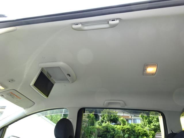 トヨタ ウィッシュ XエアロスポーツPK後期 Bカメ付HDDナビTV 天吊モニタ