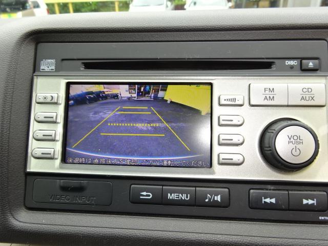 ホンダ ライフ G キーレス AUX付CD Bカメラ ベンチS R5Pガラス