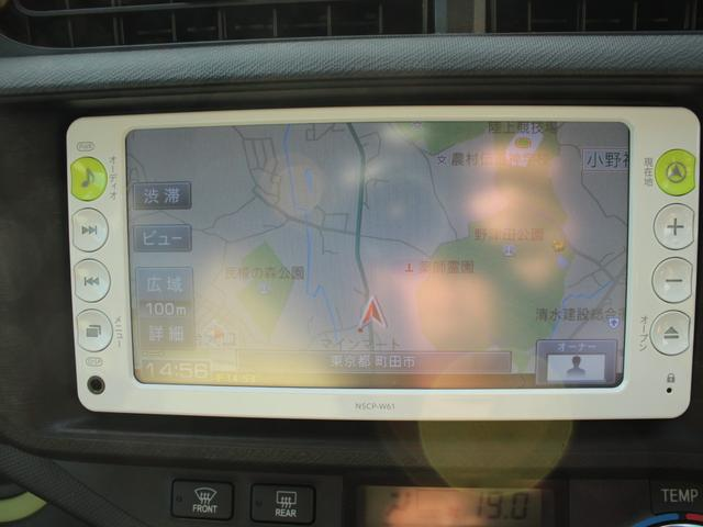 S スマキー 純メモリナビTV ETC LEDライト 禁煙車(4枚目)