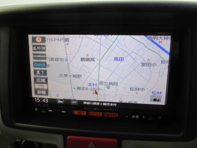 ☆MM316D-Aナビ、フルセグTV、バックモニターと充実です♪