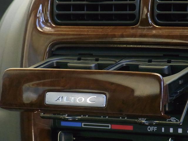 スズキ アルトC タイプE 限定車 ターボ 禁煙 ナビTV ETC 社外AW