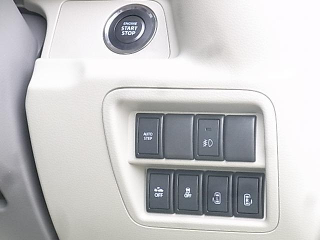 1オーナー車♪オートスライドドア&スライドドアオートクロージャー[後席両側]や電動オートステップ[後席左側]、プッシュエンジンスターター、オーディオステアリングスイッチなどその他、上位装備多数!!