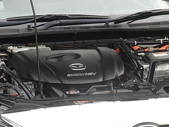 ハイブリッド-S Lパッケージ i-ACTIVSENSE装着車 ナビTV ETC バックカメラ DVD再生 BOSE アドバンストキー 黒本革シート シートヒーター 社外AW HID オートライト クルコン セキュリティー 1年保証(20枚目)