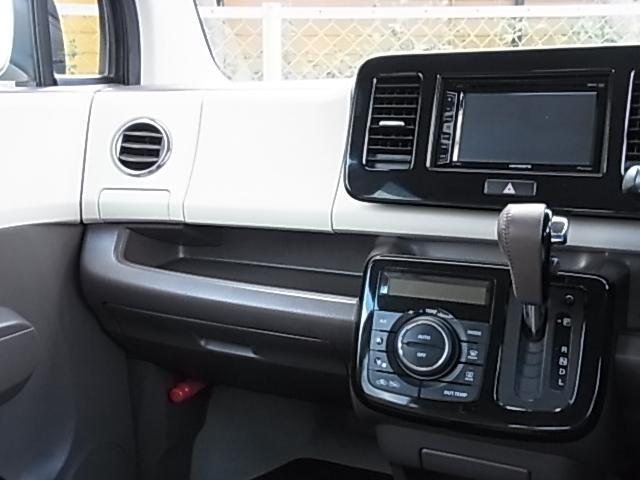 ドルチェG 後期型 TURBO 禁煙 ナビTV ETC DVD再生 Bluetooth接続可 インテリキー 本革巻ステアリング レザーシート 純正AW プライバシーガラス HID フォグ オートライト 1年保証付(3枚目)