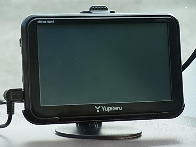 ドルチェG 後期型 TURBO 禁煙 ナビTV ETC DVD再生 Bluetooth接続可 インテリキー 本革巻ステアリング レザーシート 純正AW プライバシーガラス HID フォグ オートライト 1年保証付(9枚目)