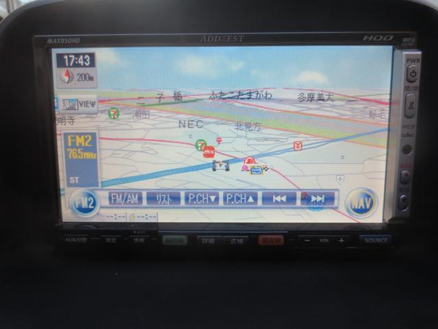 クロススポーツ2.0T HDDナビ ワンオーナー 5MT(15枚目)