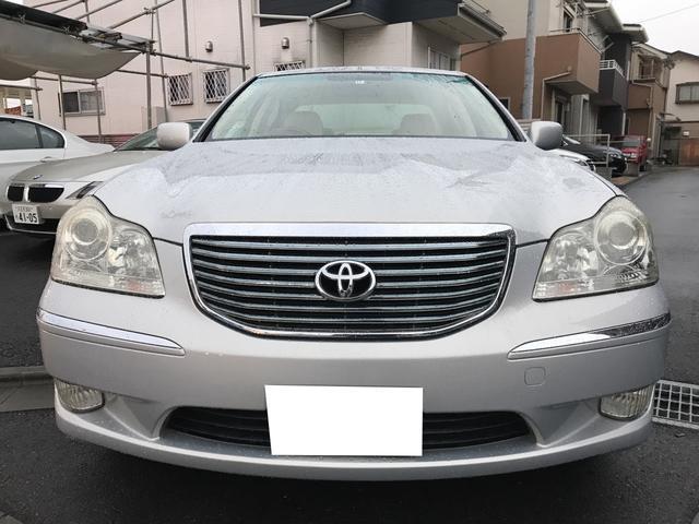「トヨタ」「クラウンマジェスタ」「セダン」「東京都」の中古車4