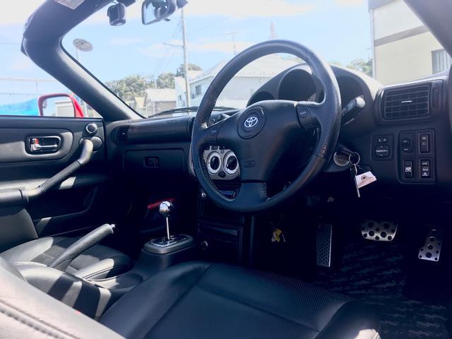 「トヨタ」「MR-S」「オープンカー」「東京都」の中古車16