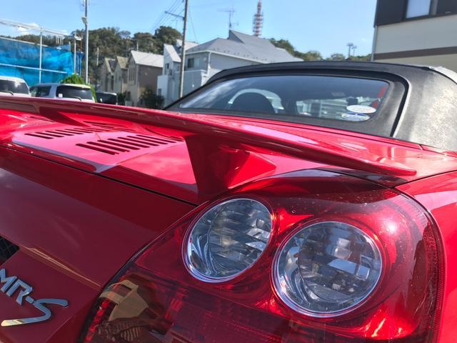 「トヨタ」「MR-S」「オープンカー」「東京都」の中古車37