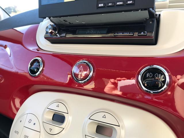 「フィアット」「フィアット 500」「コンパクトカー」「東京都」の中古車29