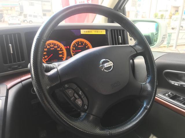 「日産」「エルグランド」「ミニバン・ワンボックス」「東京都」の中古車8