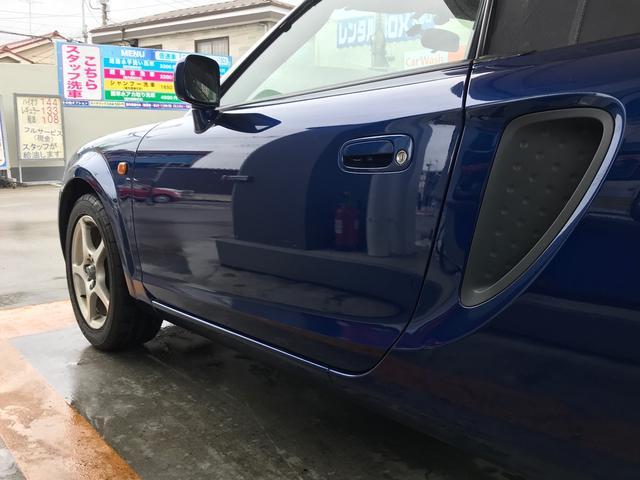 「トヨタ」「MR-S」「オープンカー」「東京都」の中古車40